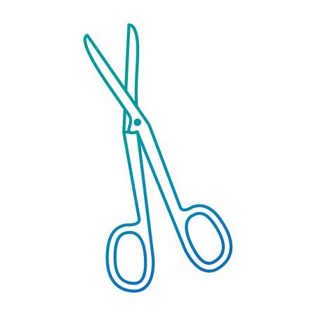 Scissor tool design