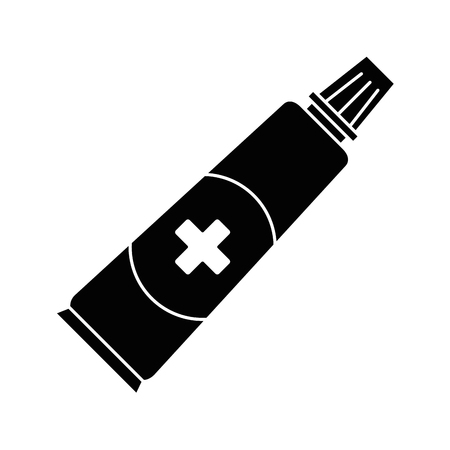 medical cream isolated icon vector illustration design 版權商用圖片 - 95211451