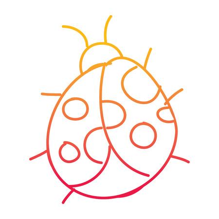かわいい昆虫デザイン 写真素材 - 95362636