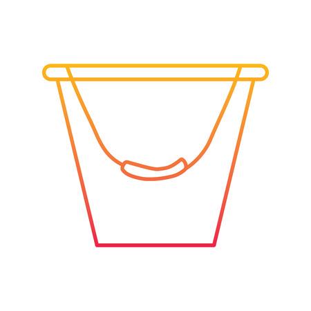 Bucket container design
