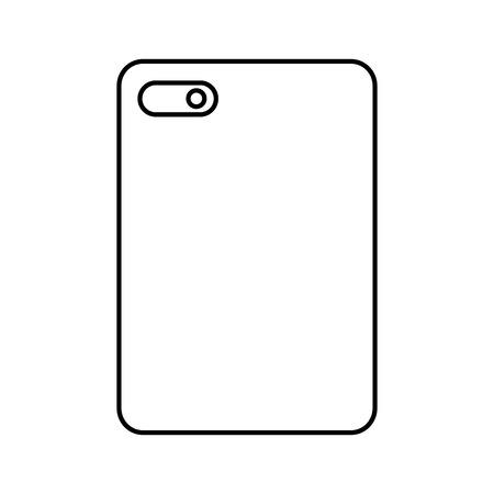 Phone device image Stock Illustratie
