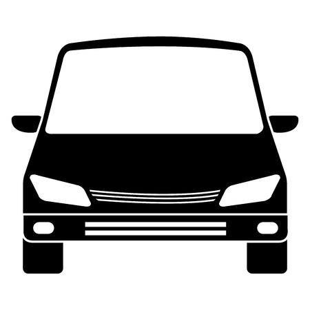 Car vehicle icon
