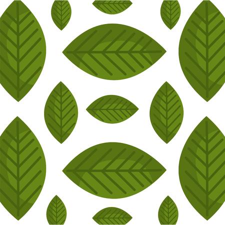 leafs plants garden icon vector illustration design Stock Vector - 95484328