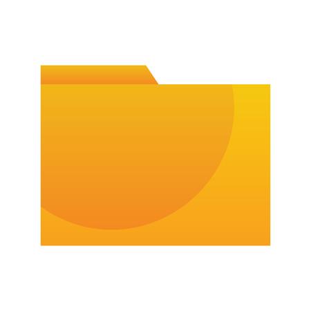 file envelope icon image vector llustration design