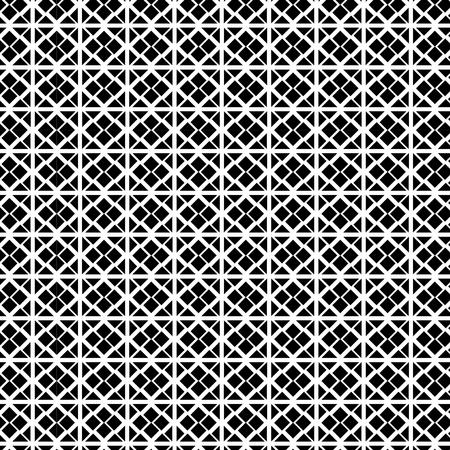 monochrome geometric pattern background vector illustration design Illusztráció
