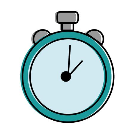 time chronometer isolated icon vector illustration design 版權商用圖片 - 95656293