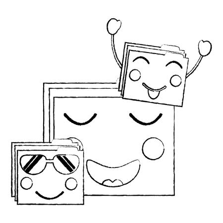 File folder icon design