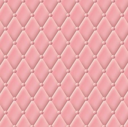 pink rhombus smooth texture pattern background vector illustration Illustration