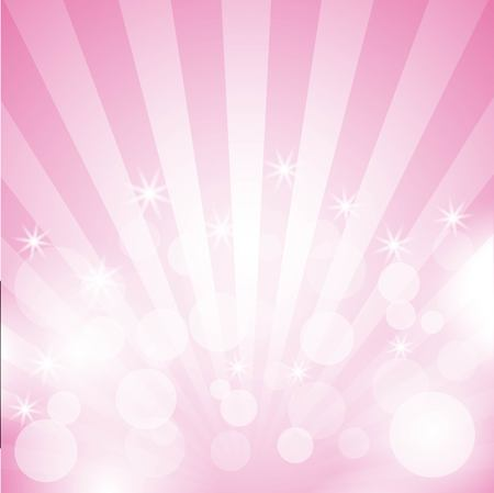 lights pink pattern with spheres beautiful blurred rays vector illustration Reklamní fotografie - 95910932