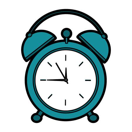 alarm clock icon image vector illustration design