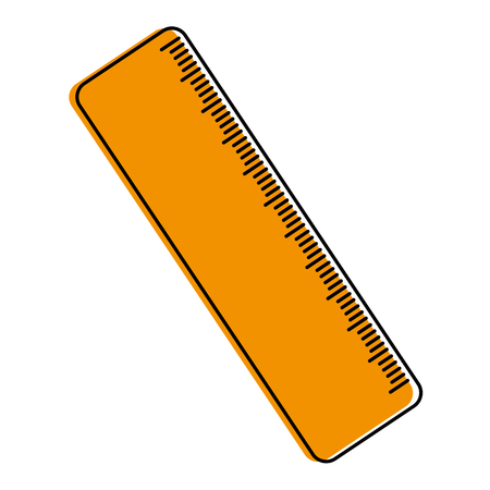 school rule isolated icon vector illustration design