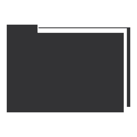 File folder isolated icon vector illustration design. Imagens - 96284399