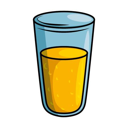 Fresh juice glass icon vector illustration design Фото со стока - 96390917