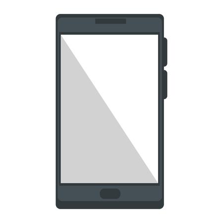 Smartphone device  icon vector illustration design Ilustração