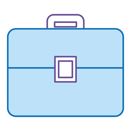 Portfolio briefcase isolated icon vector illustration design. 일러스트
