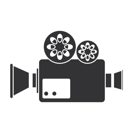 cinema video camera icon vector illustration design 스톡 콘텐츠 - 96348216