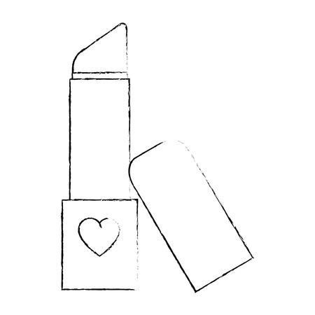 Fashion lipstick icon