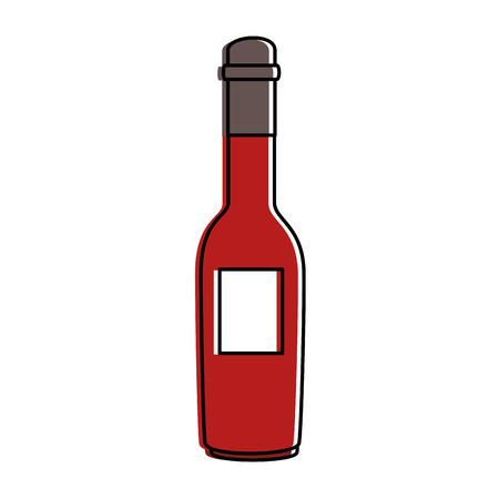 Pepper pot isolated icon vector illustration design Illustration