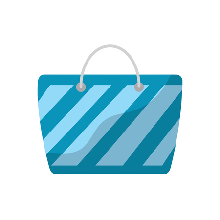 handbag or purse icon image vector illustration design Illusztráció