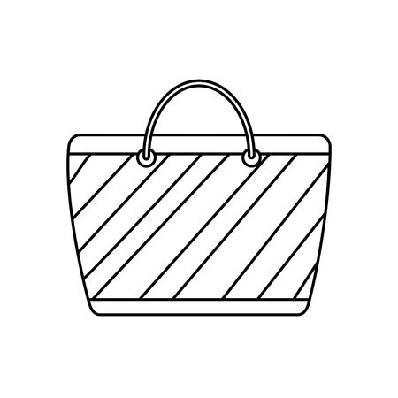 handbag or purse icon image vector illustration design Фото со стока - 96611855