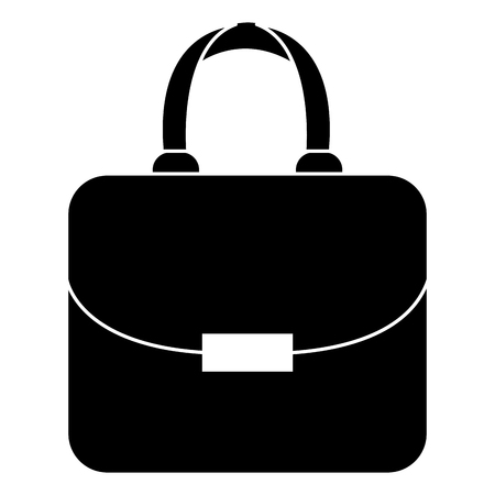 elegant handbag female icon vector illustration design Фото со стока - 97142150