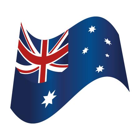 English flag isolated icon vector illustration design