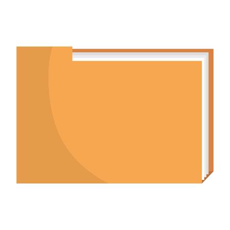 ファイル フォルダ ドキュメント アイコン ベクター イラストデザイン