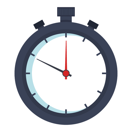 chronometer timer isolated icon vector illustration design Archivio Fotografico - 97510464