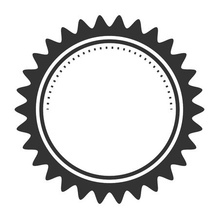夏の太陽孤立したアイコンベクトルイラストデザイン