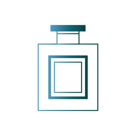 alcohol drink liquor bottle image vector illustration gradient color design