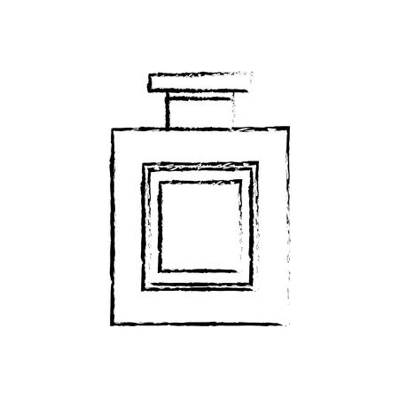 Bouteille d'alcool boisson alcoolisée image vector illustration croquis design Banque d'images - 97852642