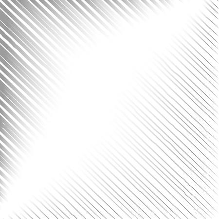 モノクロラインパターン背景ベクトルイラストデザイン