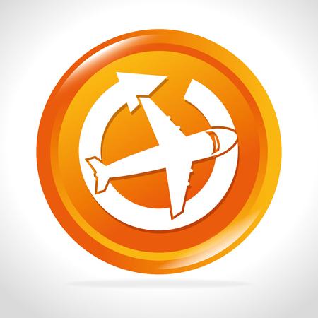 デリバリー・ロジスティクスビジネスグラフィックデザイン、ベクターイラスト