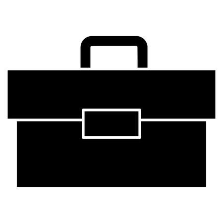 tool box container icon vector illustration design