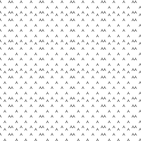 geometric figures monochrome pattern vector illustration design