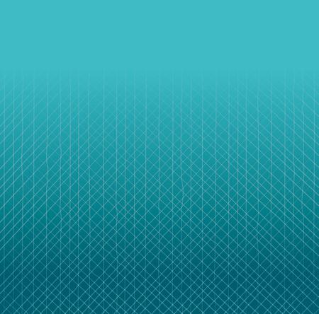 figures géométriques avec fond bleu illustration vectorielle conception