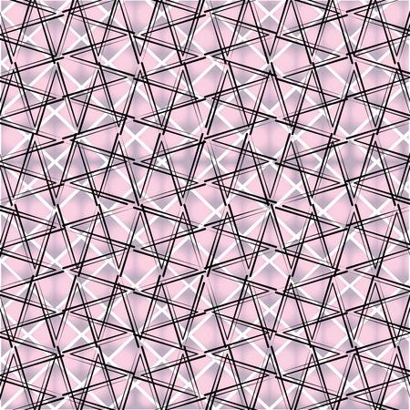 geometric figures monochrome pattern vector illustration design
