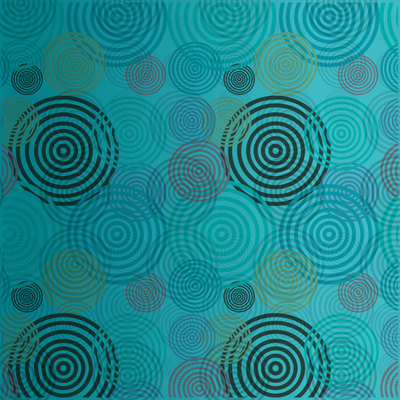 colors circles pattern background vector illustration design 스톡 콘텐츠 - 98409162