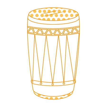 tropical drum ethnicity icon vector illustration design Stok Fotoğraf - 98406342