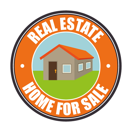 Real state home for sale design