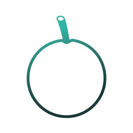 新鮮なパッションフルーツ健康的な食品ベクターデザイン  イラスト・ベクター素材