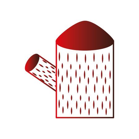 Tronc de l & # 39 ; arbre coupé conception illustration de vecteur de forêt Banque d'images - 98575311