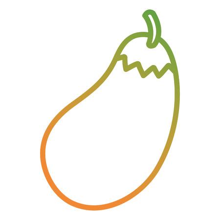 beet vegetable healthy food vector illustration design