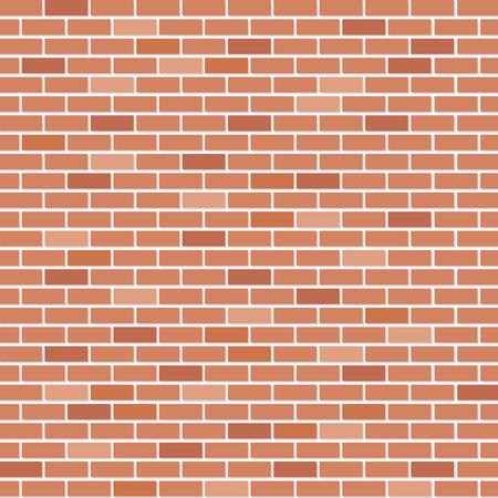 brick wall pattern background vector illustration design Illustration