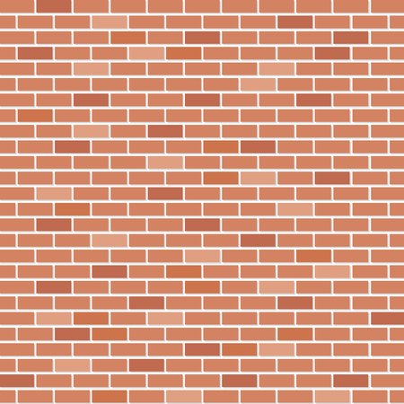 brick wall pattern background vector illustration design Illustration