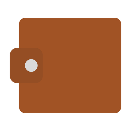 Wallet money isolated icon vector illustration design.