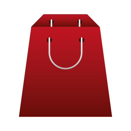 shopping bag sale icon vector illustration design