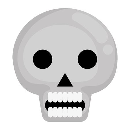 death day mask celebration vector illustration design Archivio Fotografico - 99259807
