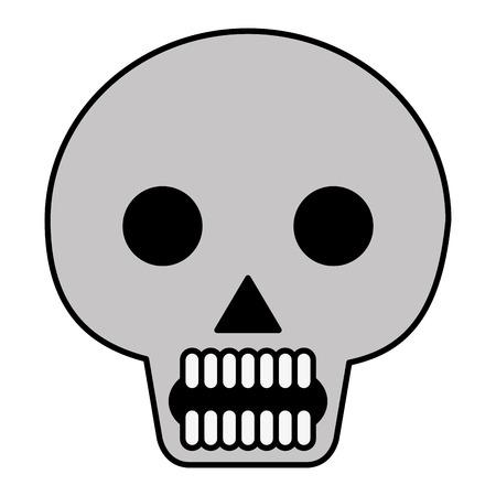 Death day mask celebration vector illustration design. Stock Vector - 99312278