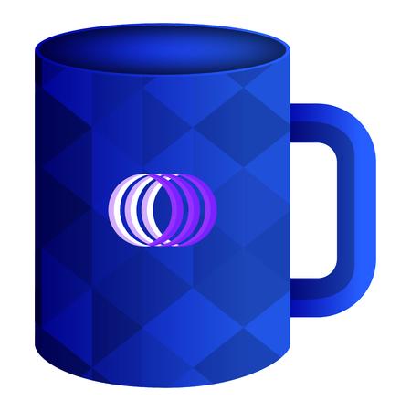 Corporate company mug icon vector illustration design Stock Vector - 99271359